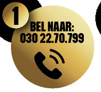 Bel naar 010 - 30.73.927